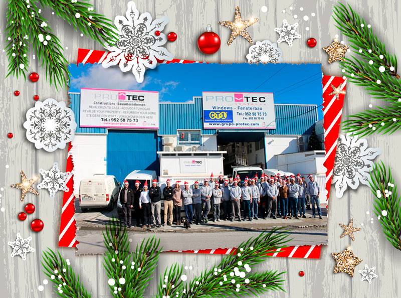 Merry Christmas from Protec Group